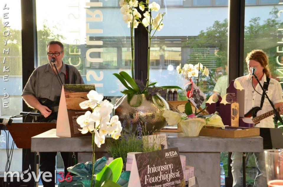 Eröffnung Friseur Markus Ullrich AVEDA  Concept Store