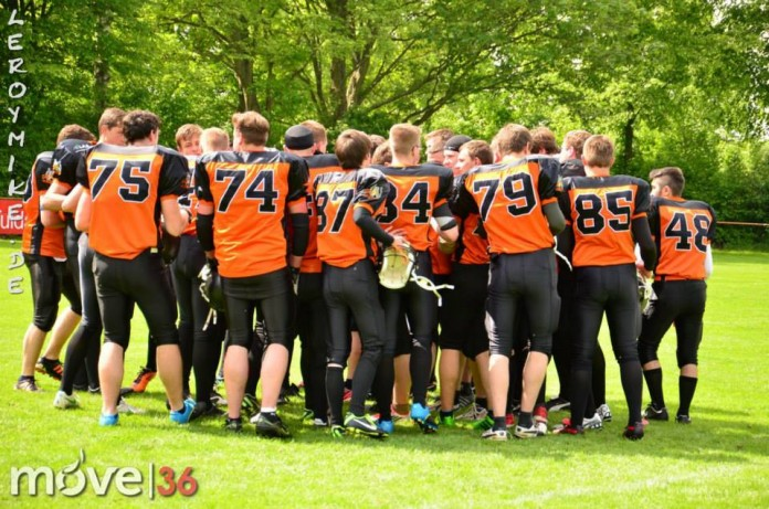 Football Fulda Colts - Frankfurt Universe