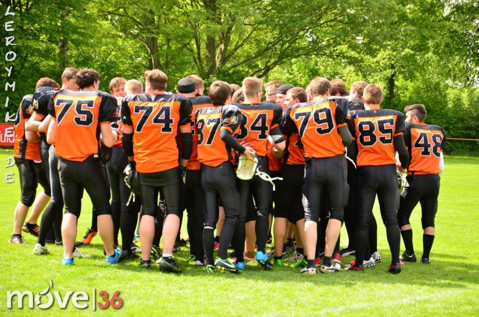 Football Fulda Colts – Frankfurt Universe