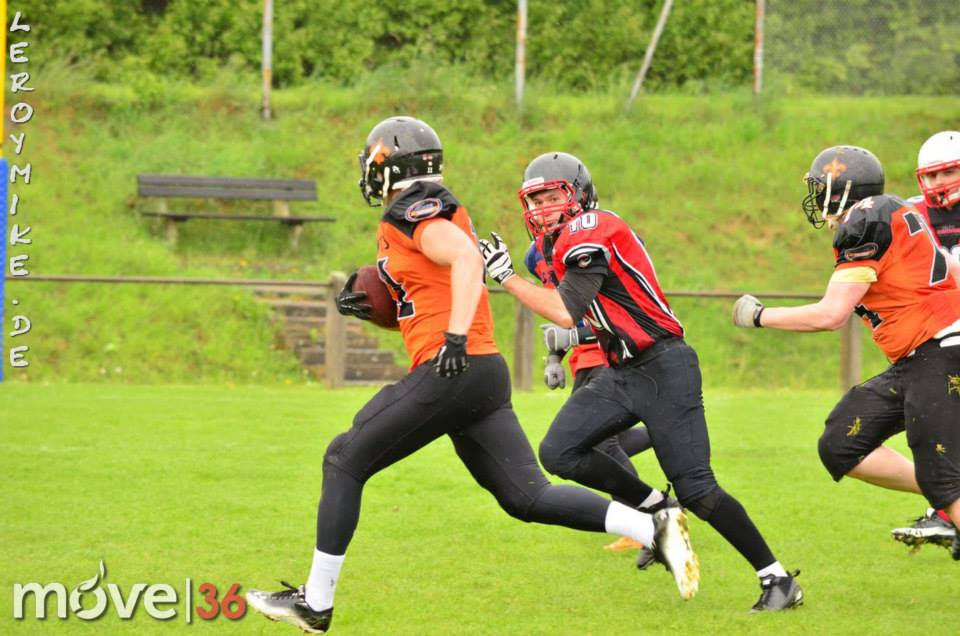 Football Fulda Saints vs. Emmelshausen Celtic Guardians 24:6