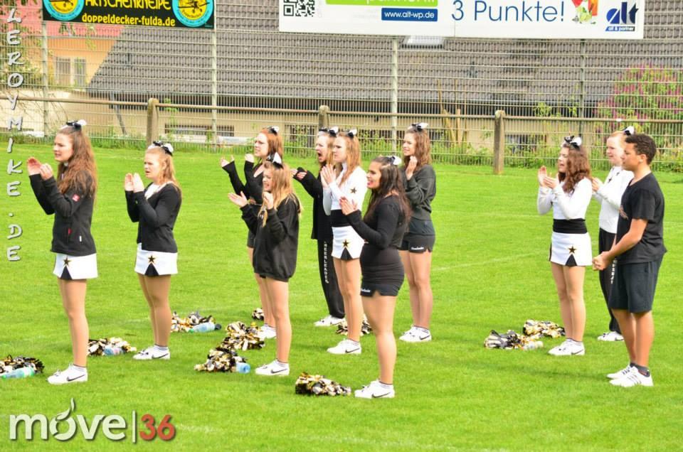 Football Fulda Saints vs. Gießen Golden Dragons II 20:15