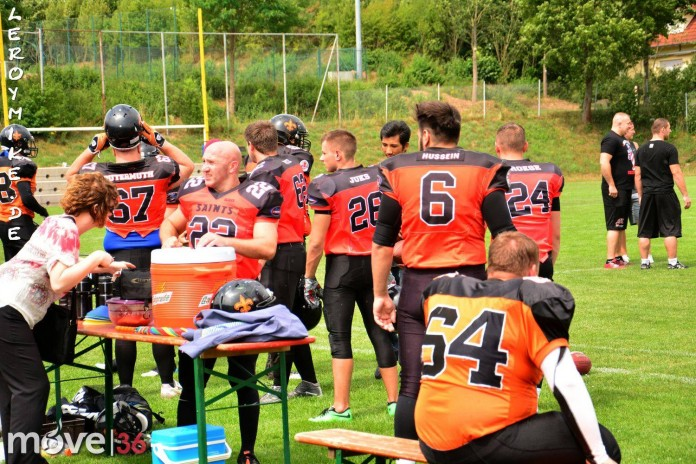 Football Fulda Saints vs. Hassloch 2015