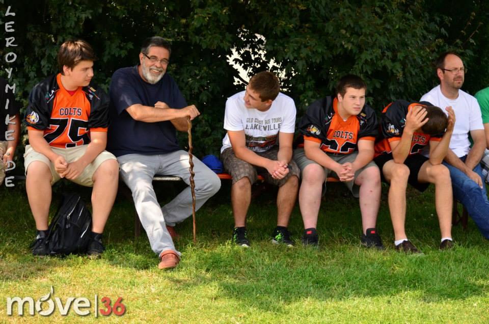 Football Fulda Saints VS Limburg Mustangs