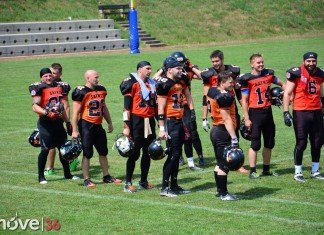 Football Fulda Saints vs Rodgau Pioneers 2015