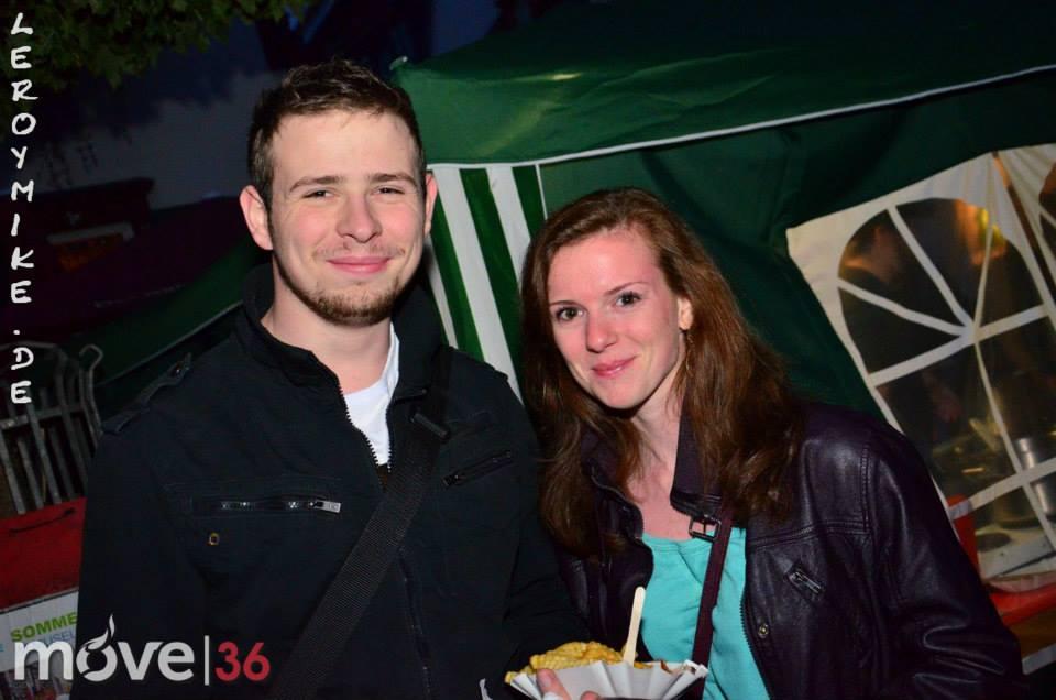 Fulda Altstadtfest 2014
