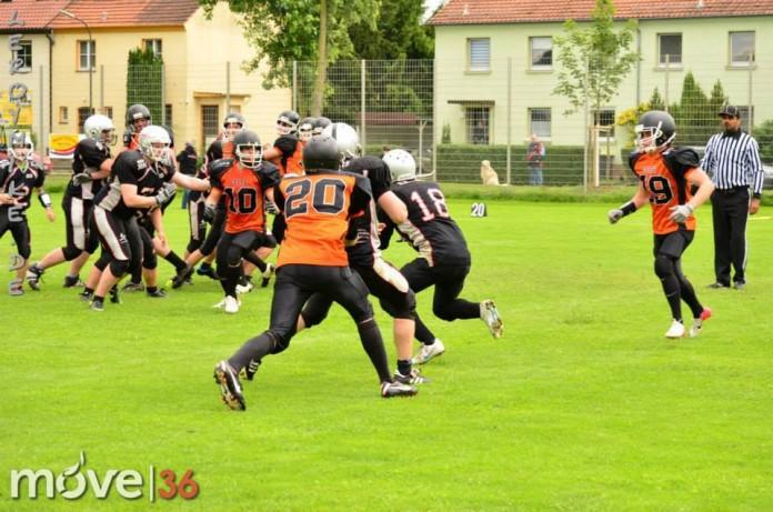 Fulda Colts VS. Neuwied Rockland Raiders 29.06.2013 - Weitere Bilder von mir findet ihr unter www.shooting-star.eu