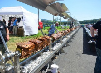 Grill Weltrekordversuch in Büchenberg