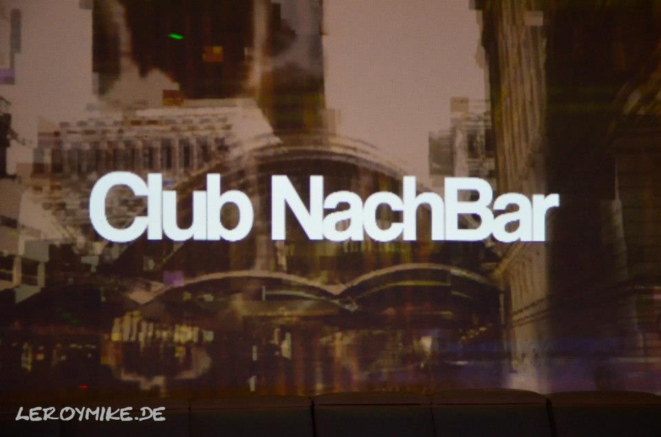 Gude Laune Party!!! Club NachBar 10.01.2013