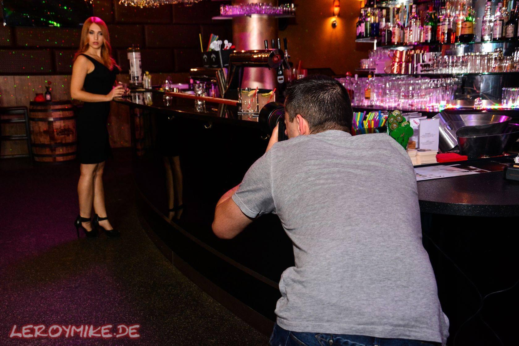 Making Of – Shooting in der Bar Royal