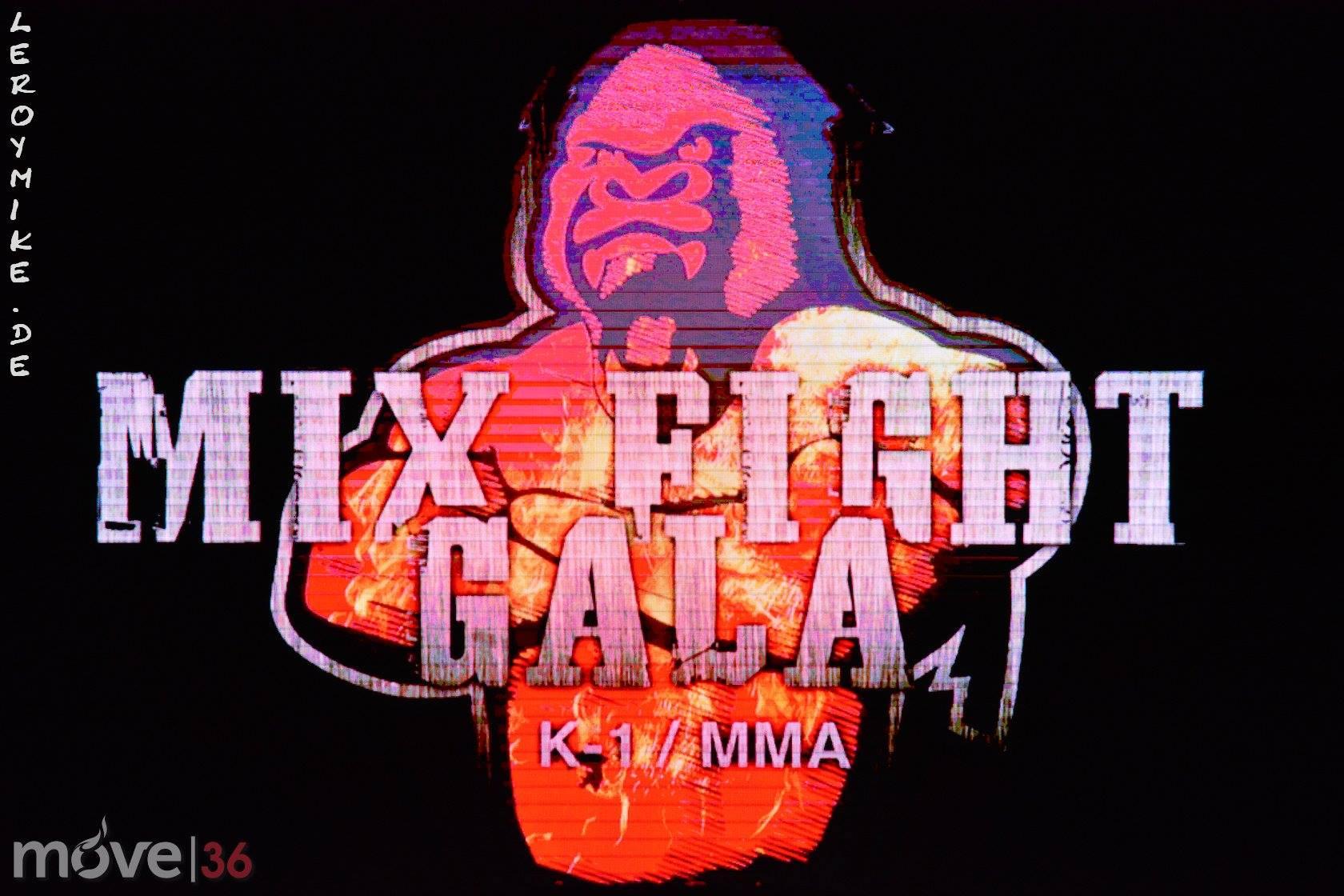 Mix Fight Gala 16