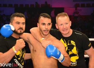 Mix Fight Gala 2015