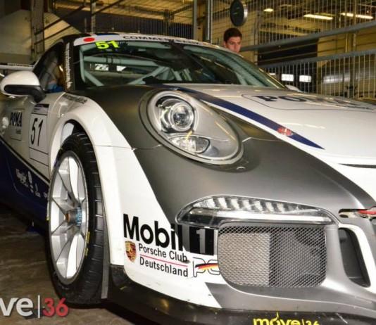 Porsche Sports Cup Nürburgring mit Rennsport Rössler