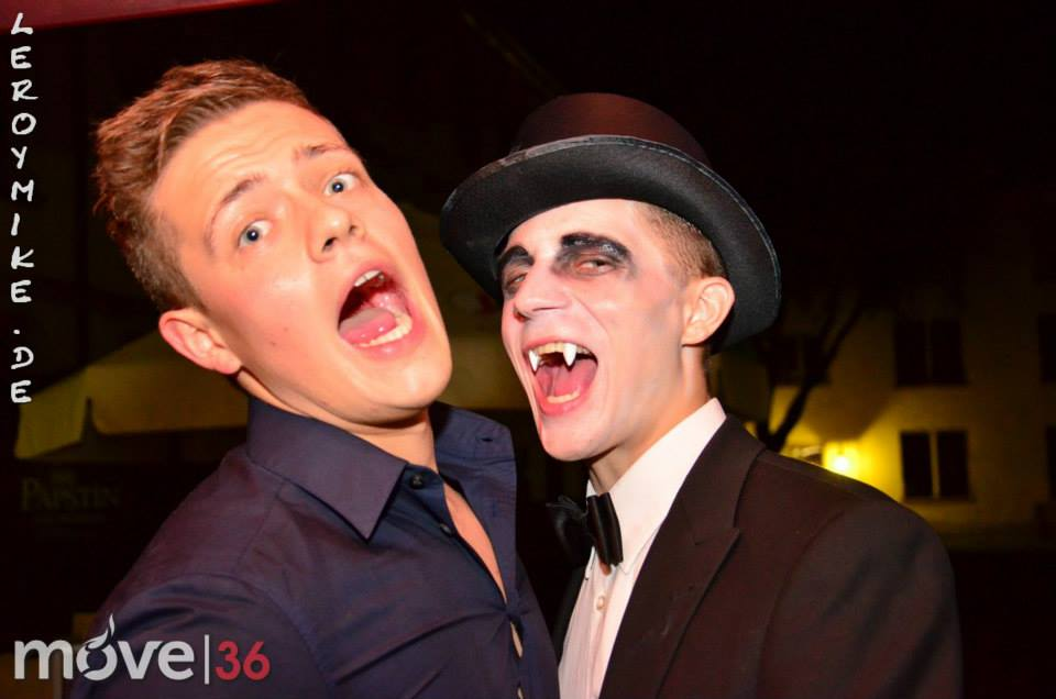Pride36 – be loud! be proud! Halloween-Party