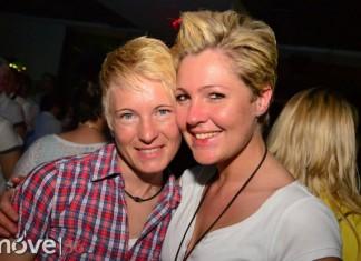 Partybilder der Pride36 - Whiteparty im Club Nachbar Fulda.