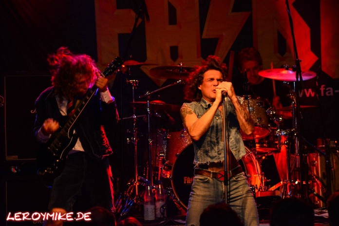 Rocktoberfest mit FA/KE & Guests Alte Piesel