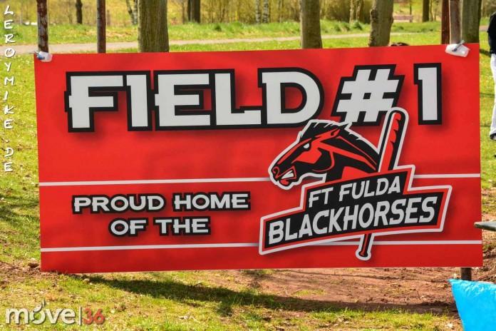 Saisoneröffnung 2015 Fulda Blackhorses vs. Bad Homburg Hornets