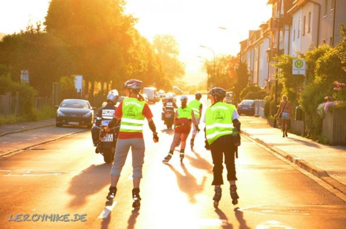 Skatenacht Fulda 15. August 2012