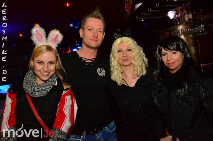 TwoFaces Rote Meile Party in der Bar Royal Fulda