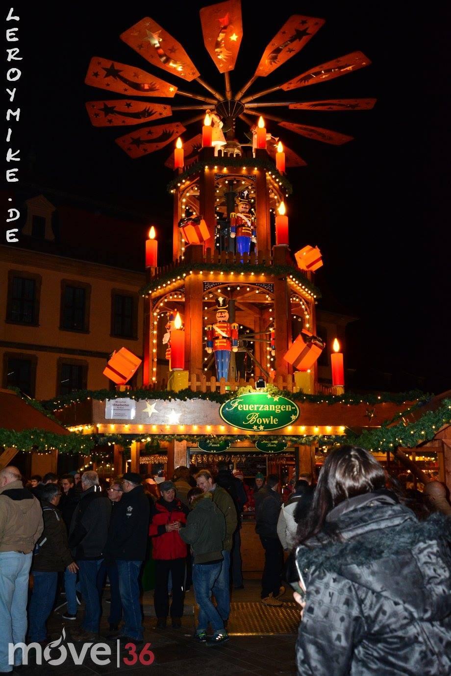 Weihnachtsmarkt Fulda 2014