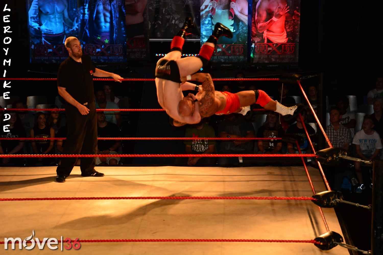 Westside Extreme Wrestling wXw More than Wrestling Tour Fulda